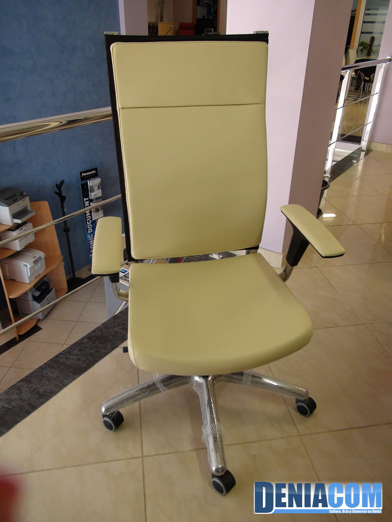 Mobiliario de oficina en Fernando Moll Dénia – Sillas de oficina