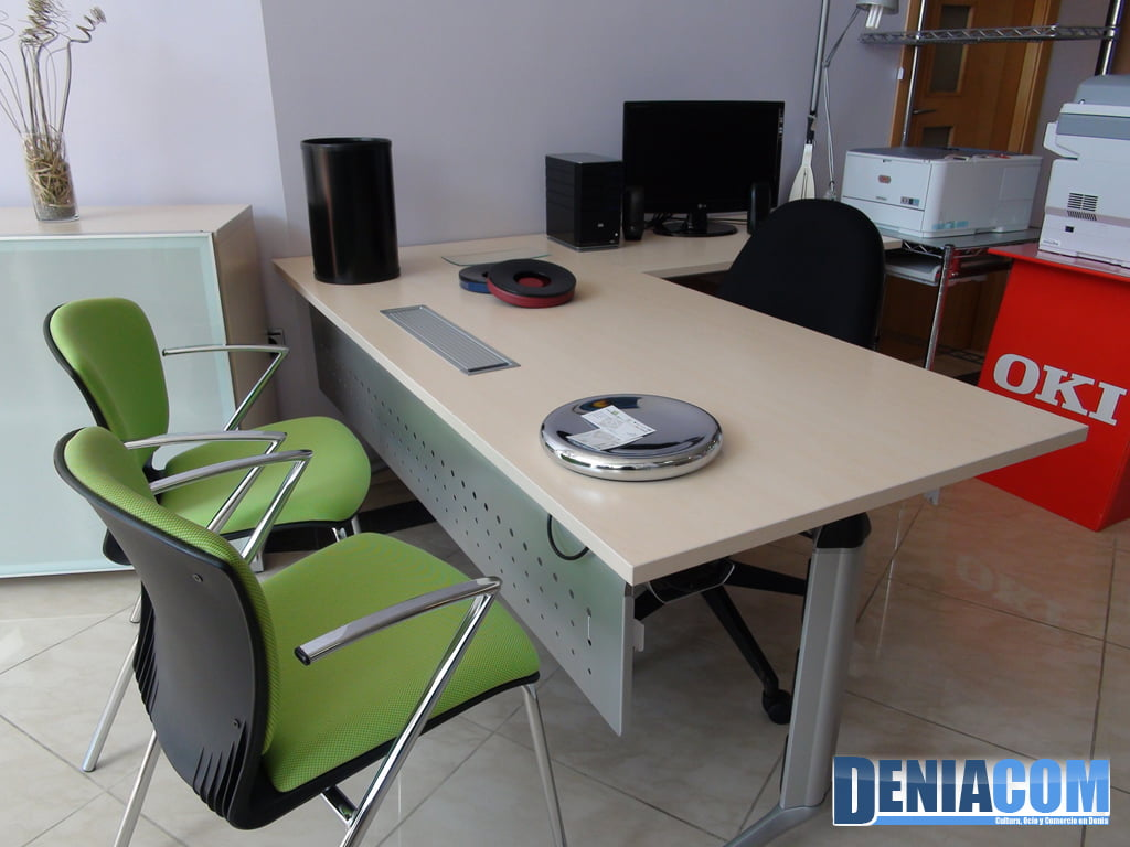 Muebles de oficina d nia fernando moll d for Lista de muebles de oficina