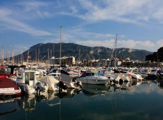 Visita Dénia en Barco
