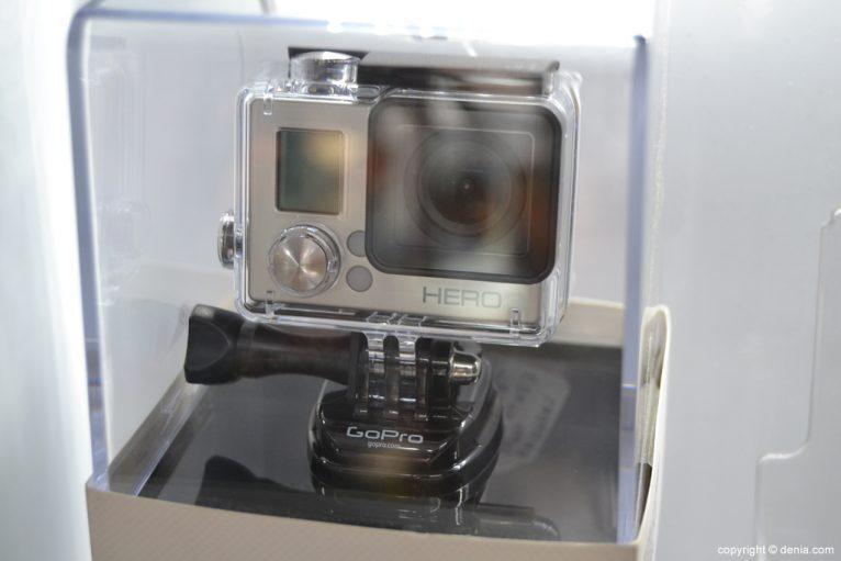 Pescamar - cámara GoPro