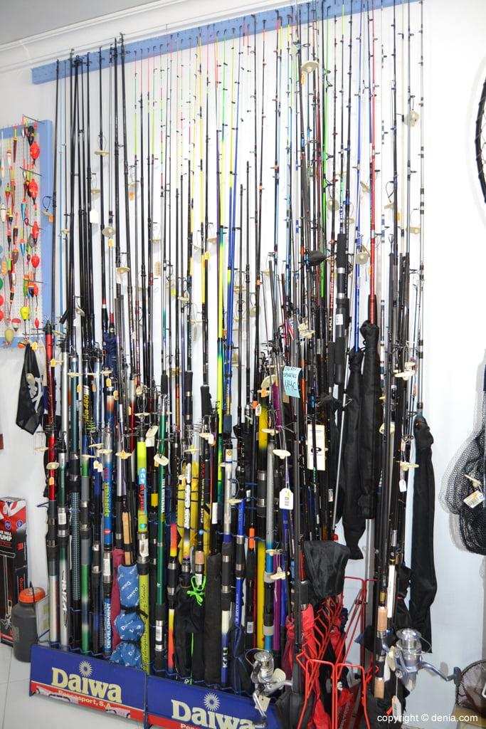 Pescamar - canyes de pescar