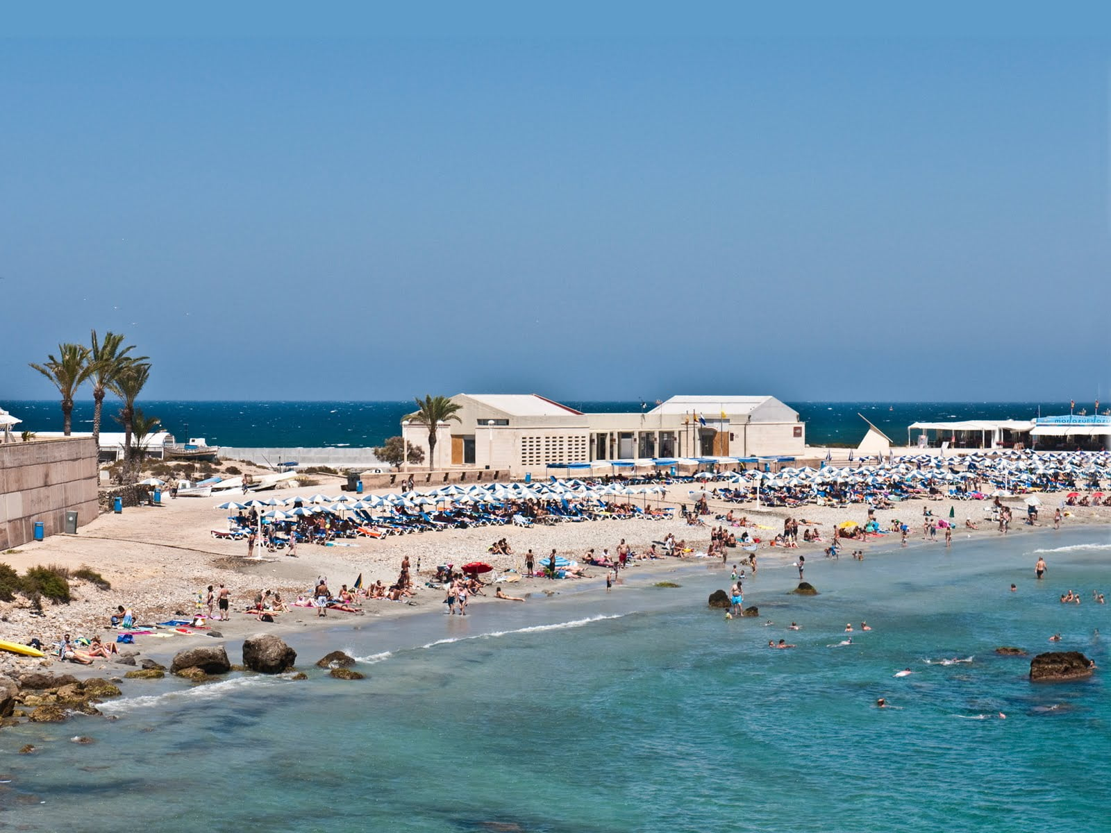 Playa de tabarca d - Alojamiento en isla de tabarca ...