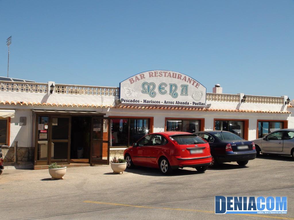 Restaurant Mena - Dénia