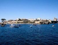 Tabarca - Mar Mediterráneo