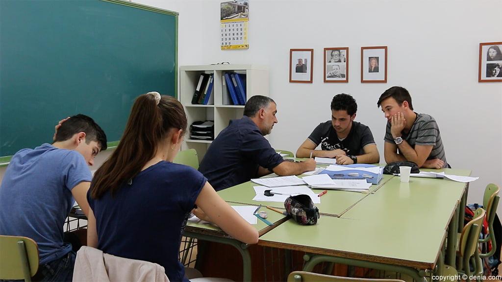 Aula Centro de Estudios EDES