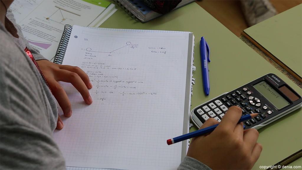 Cálculos Centro de Estudios EDES