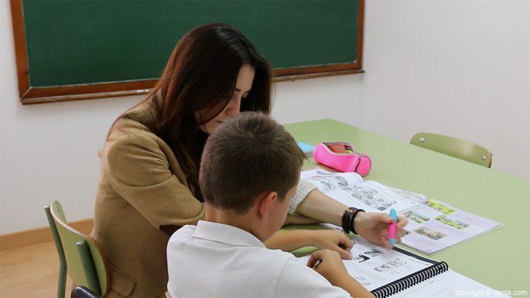 Clase individual Centro de Estudios EDES