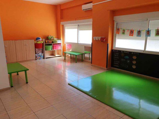 Imatge: Classe 1 any - Escoleta El Castellet