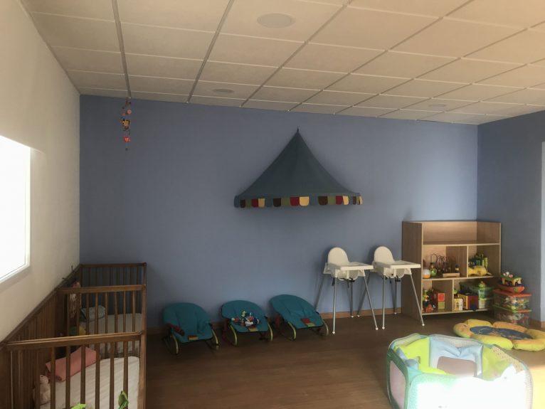 Decoración baby class - Escoleta El Castellet
