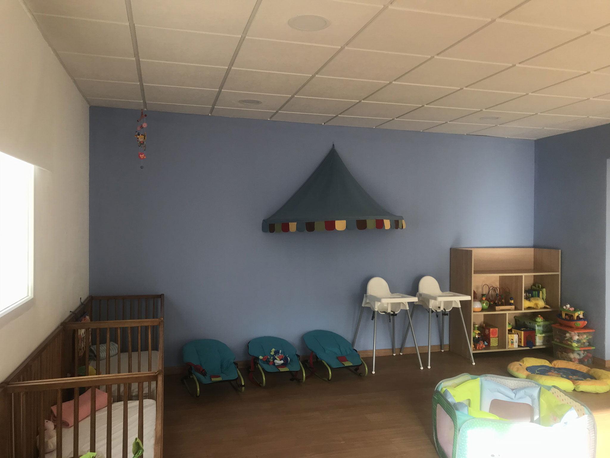 Decoració baby class - Escoleta El Castellet