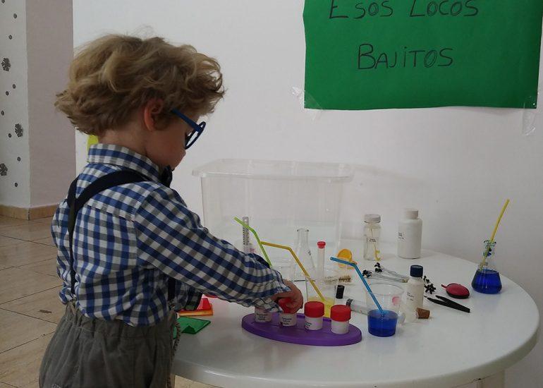 Dia dels científics Escoleta al Castellet