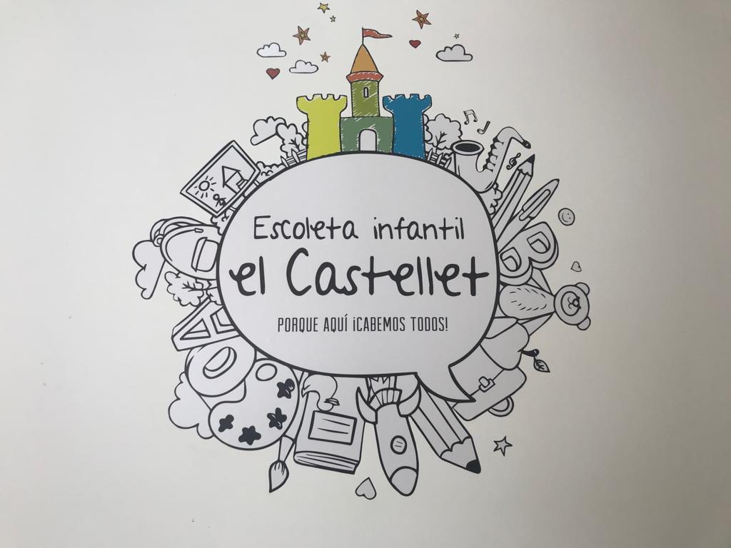 Escoleta el Castellet logo