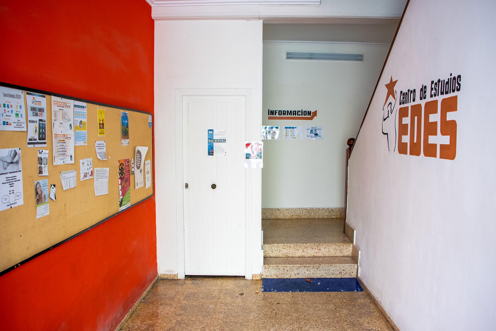 Hall – Centro de Estudios EDES