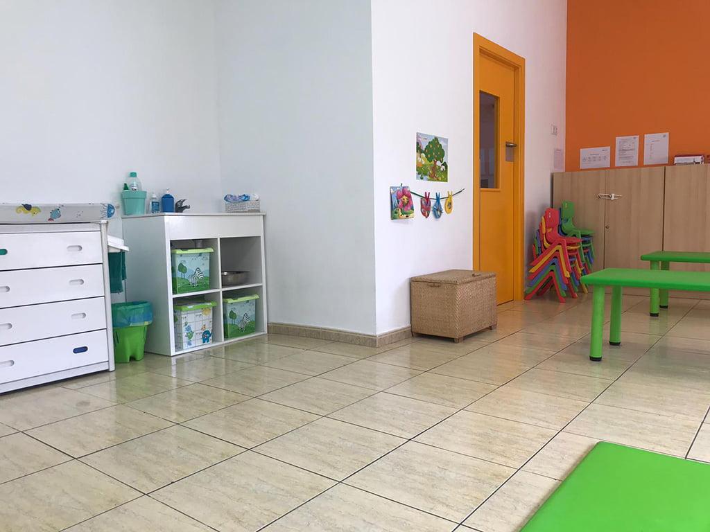 Instal·lacions equipades Escoleta El Castellet