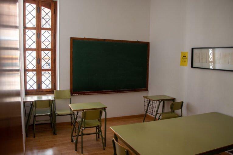 Interior del Centro de Estudios EDES