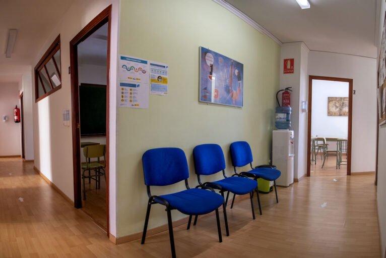 Pasillo - Centro de Estudios EDES