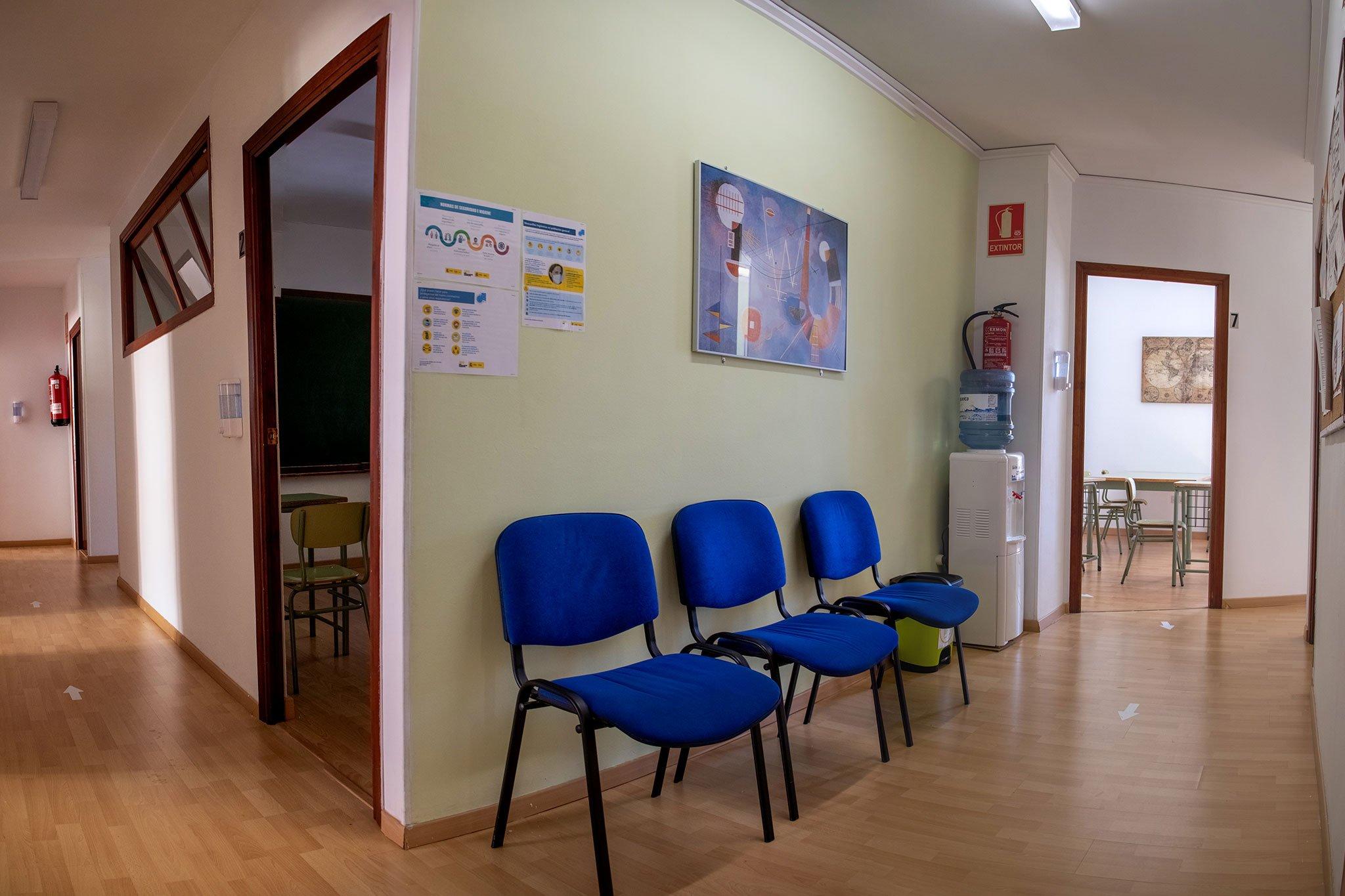 Pasillo – Centro de Estudios EDES
