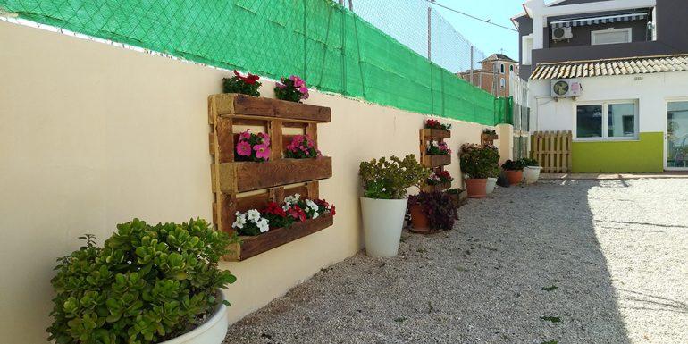 Pati Escoleta El Castellet