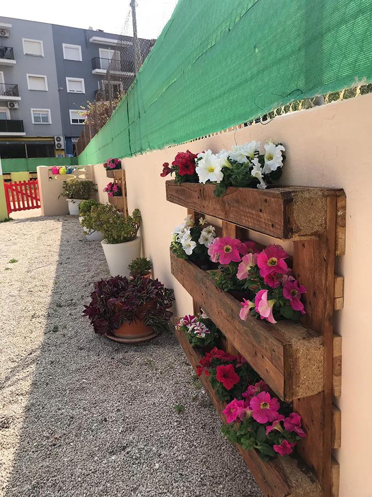 Plantes jardí Escoleta El Castellet