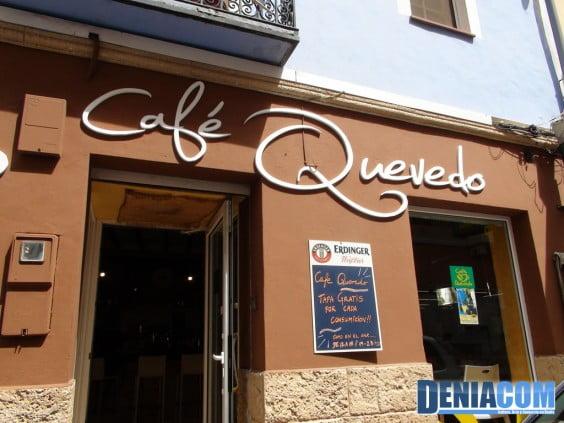 Café Quevedo en Dénia