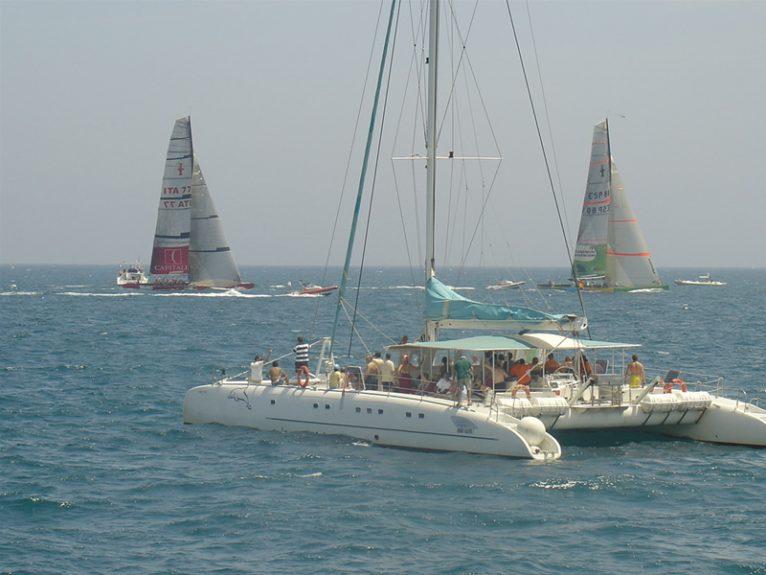 Dénia en Catamarán