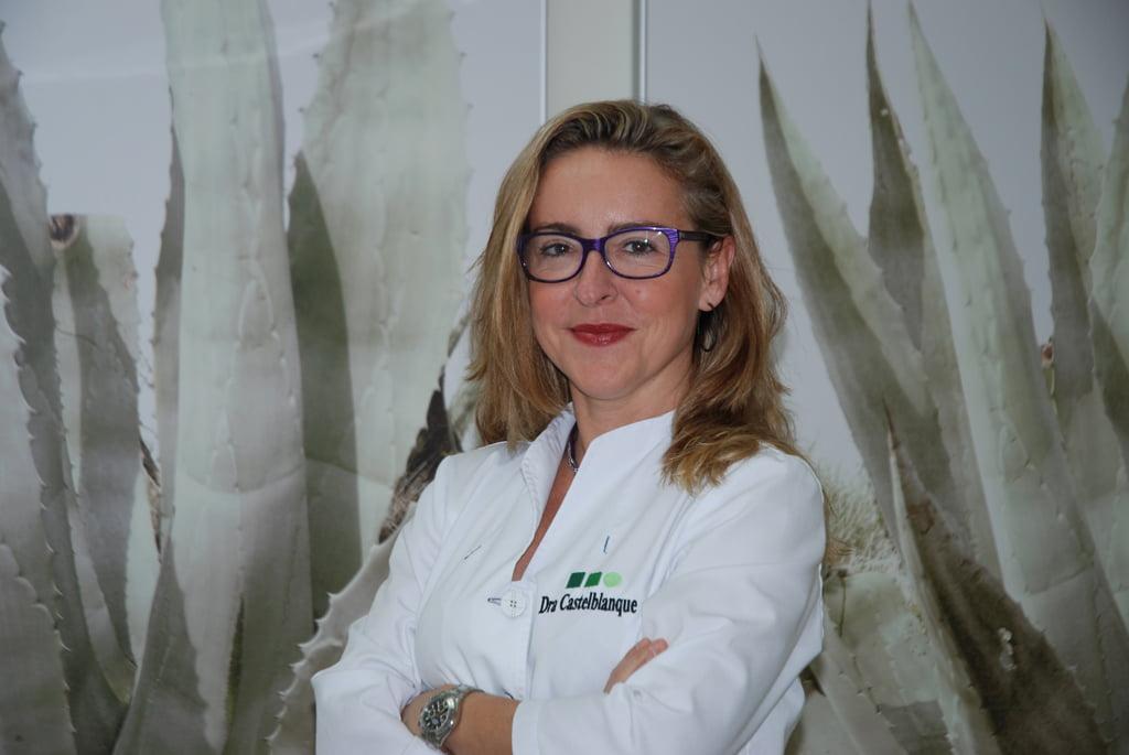 Доктор Лаура Кастельбланк - специалист по эстетической медицине в Дении
