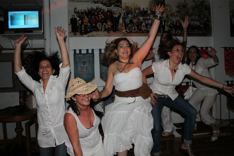 Fiesta ibicenca en la falla campaments 15 d - Fiesta ibicenca ...