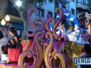 La Carroza del Oeste ganó el 1er premio de 2011
