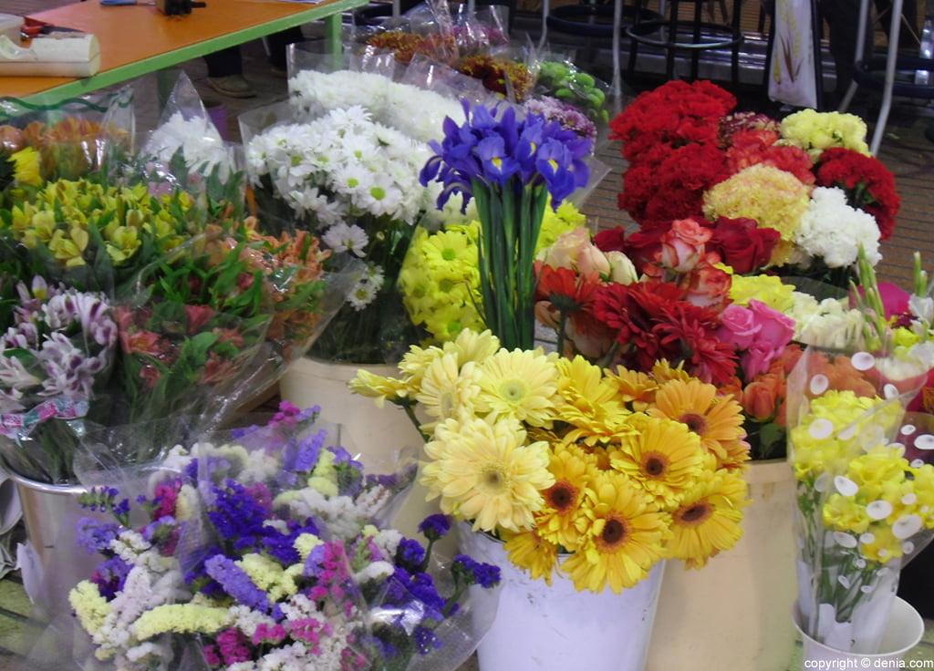 Mercado de Dénia – Flores