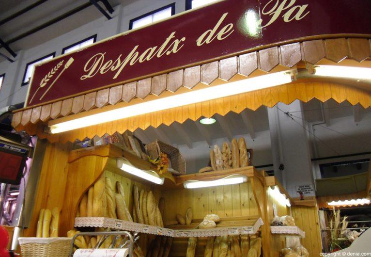 Mercat de Dénia - Panaderia