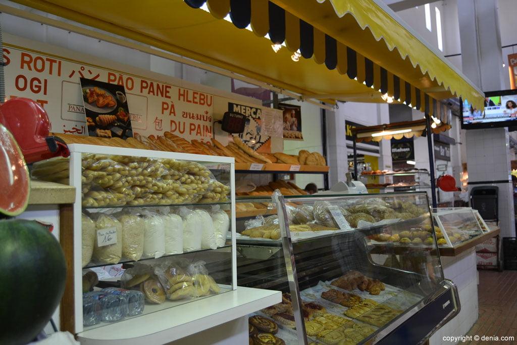 Panadería del Mercado Central de Dénia
