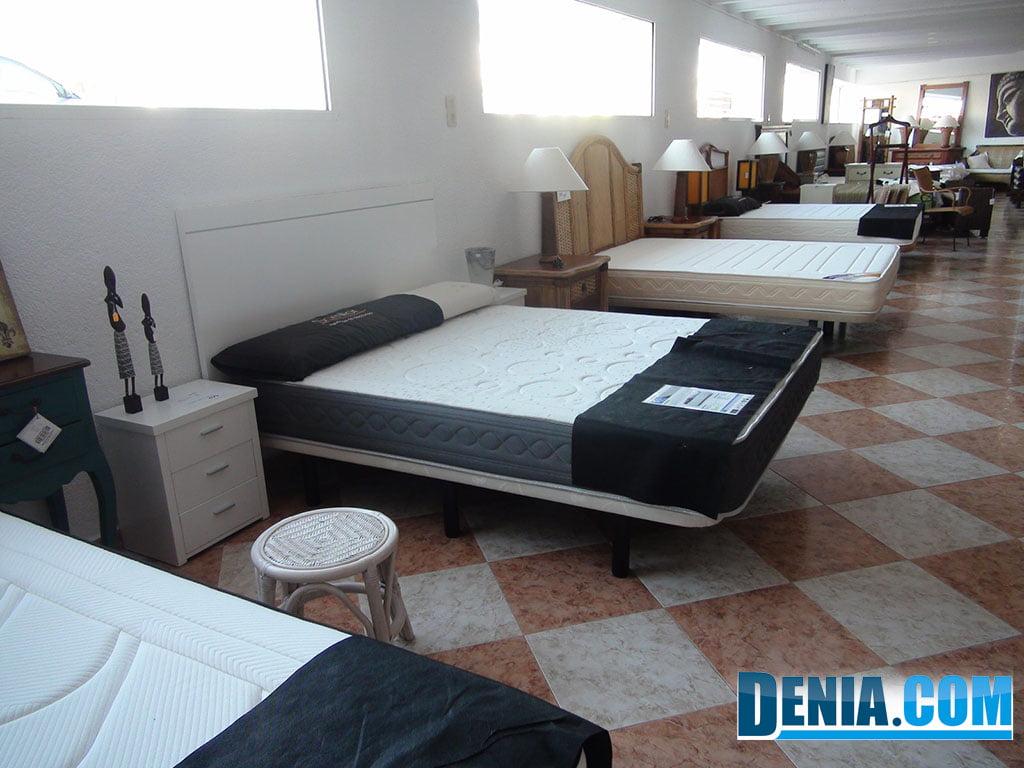 Perla negra muebles d nia camas dormitorios y colchones for Camas y colchones
