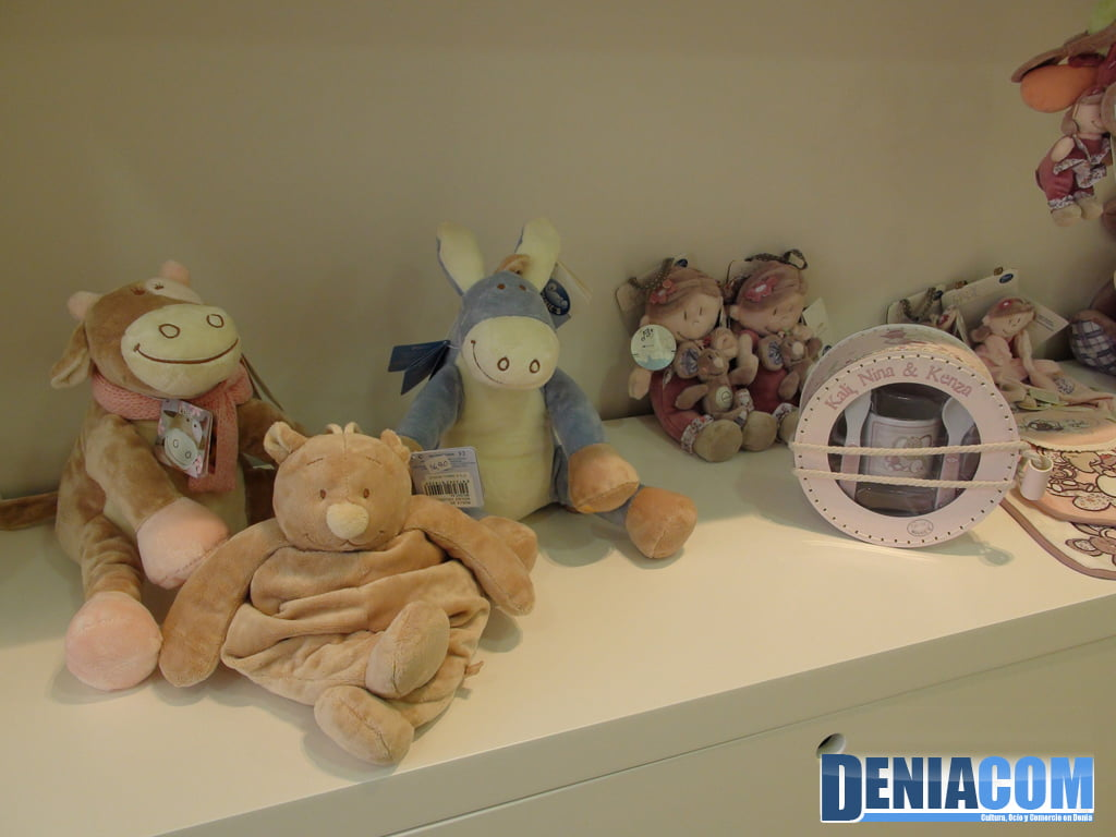 Birth gifts Dénia - Abu and Tatun
