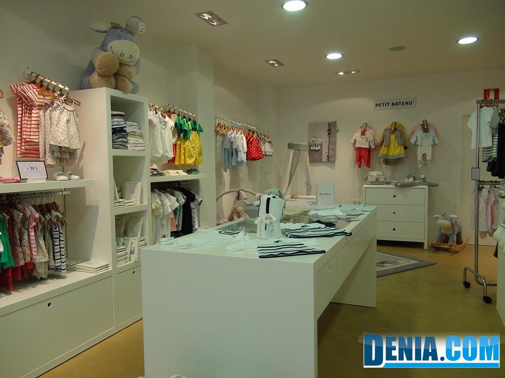 Abú and Tatun, baby store Dénia