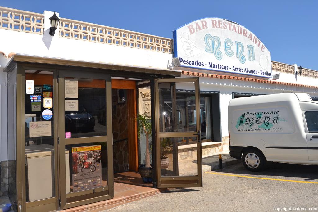 Bar Restaurant Mena