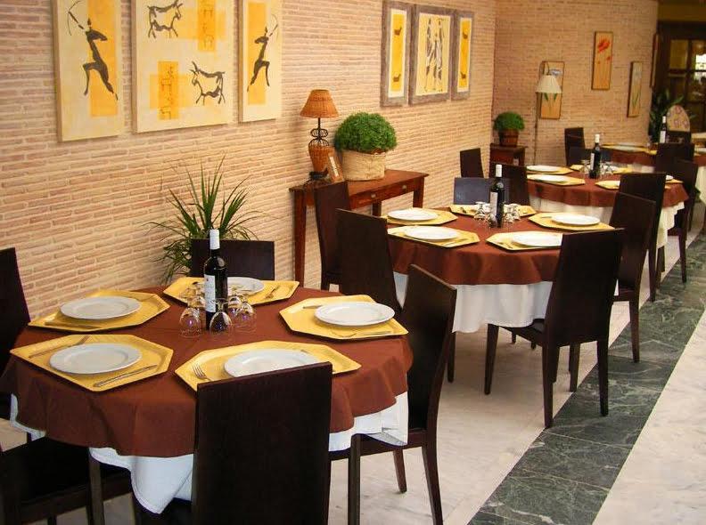 Salle à manger Ogisaka Garden à Denia