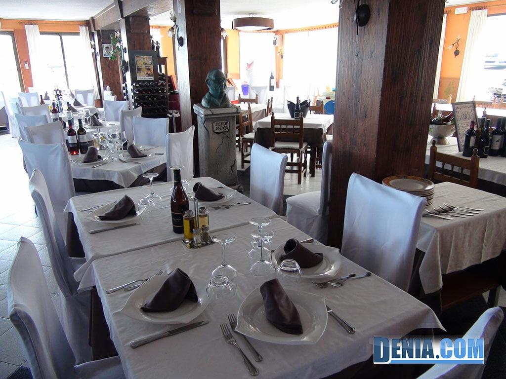 Ristorante Mena Denia, Living Celebrazioni II