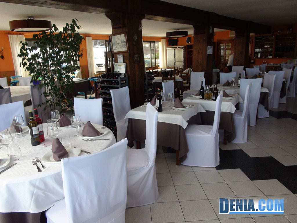 Restaurant Mena Dénia, Living celebrations
