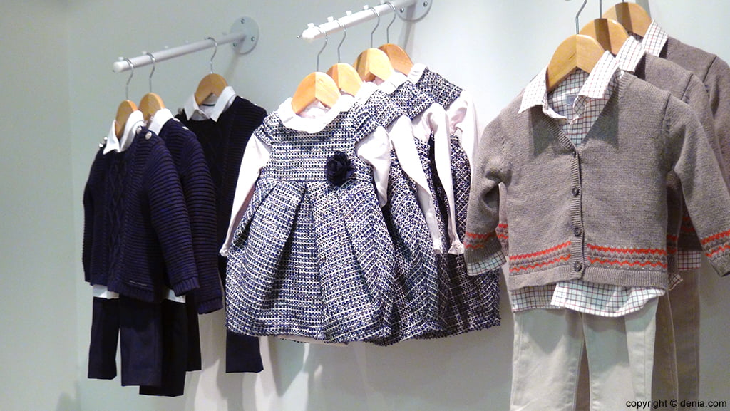 Children dress clothes