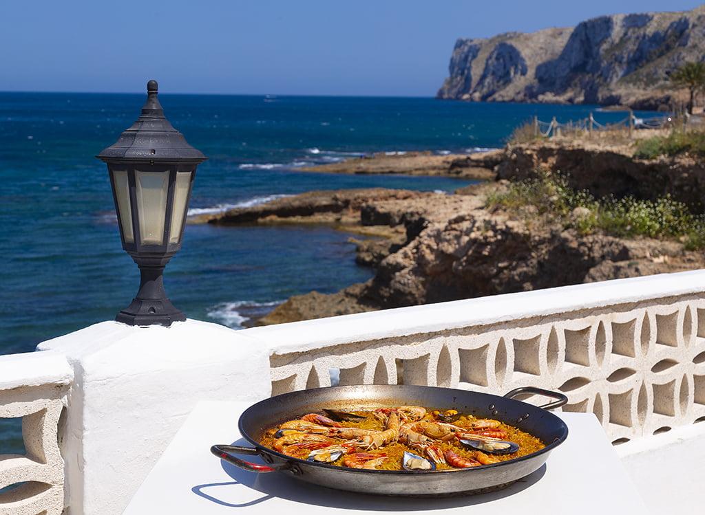 Arroces con vistas en Dénia – Restaurante Mena