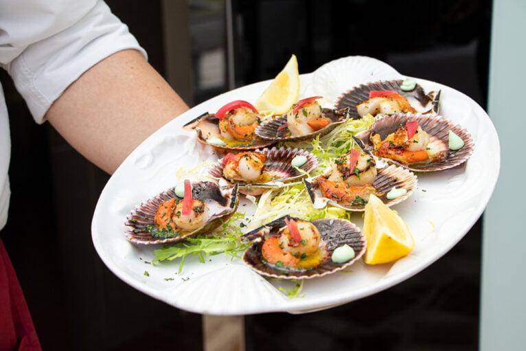 El mejor marisco en Restaurante Mena