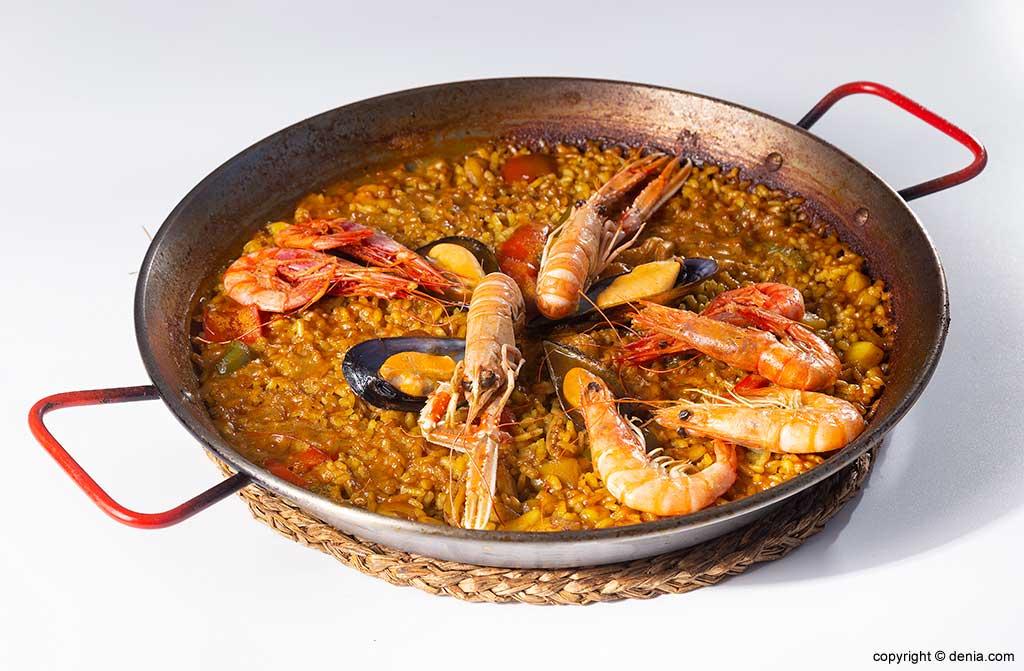 Fantásticos arroces Restaurante Mena