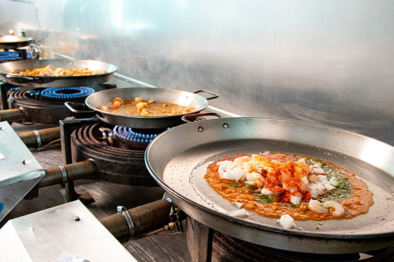 Paellas en Dénia - Restaurante Mena