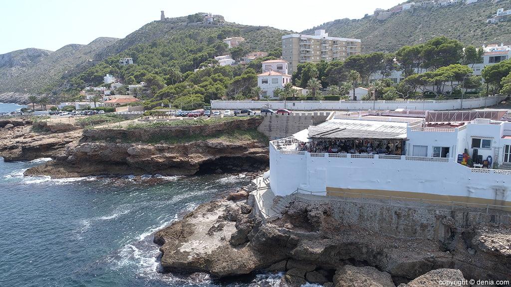 Restaurante Mena terraza