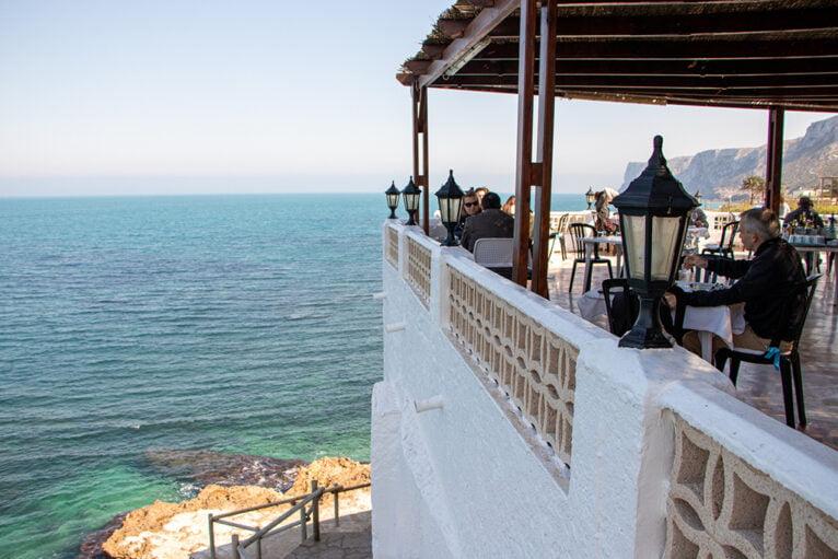 Terraza Restaurante Mena