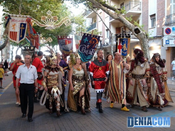 Pregón Moros y Cristianos Dénia 2011