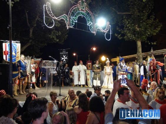 Retreta y Disparo Final 2012