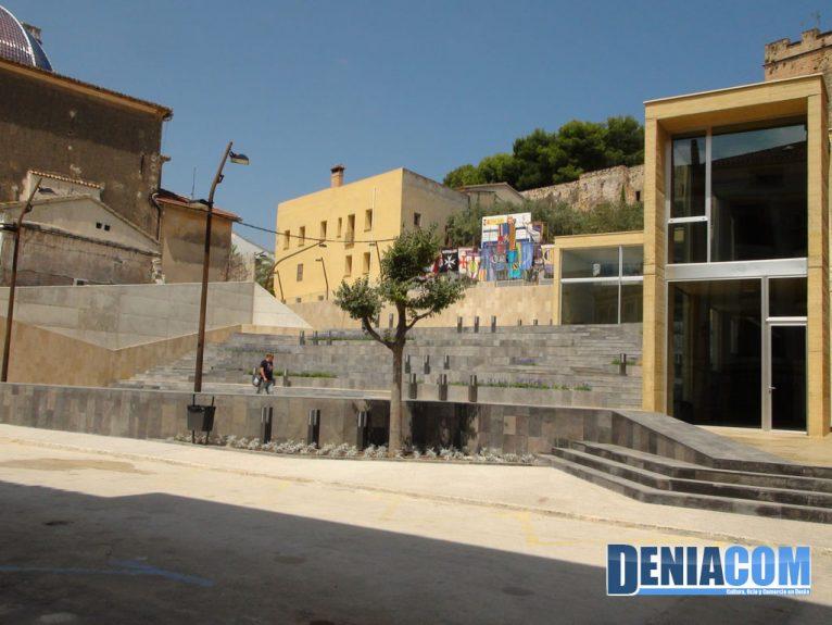 La Plaza del Consell acabada