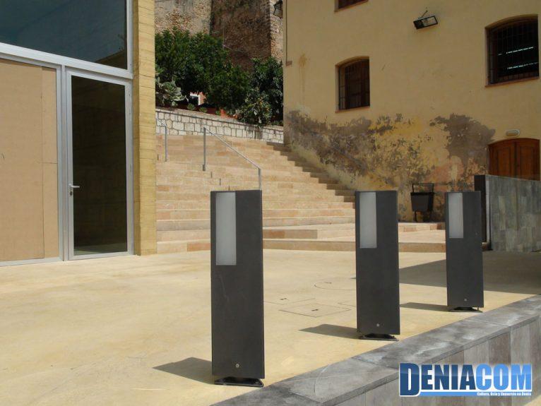 La Plaza del Consell devuelve el acceso directo desde el Trinquet