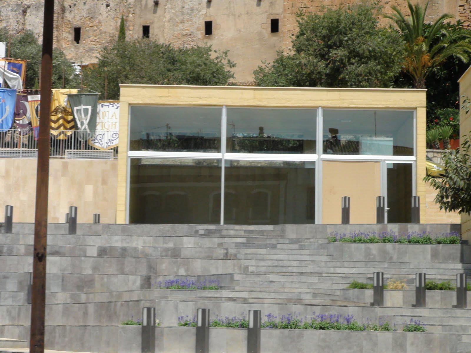 La Plaza del Consell se abre para el público